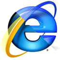 Two versions of IE side by side