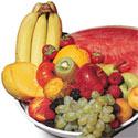 a tasty bowl of fruit stuffs